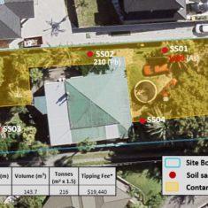 Initial Contaminated Land Investigation