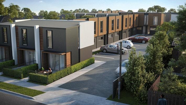 McKenzie Terraces 710x400 - Urban redevelopment demand in Manukau being met by Cato Bolam
