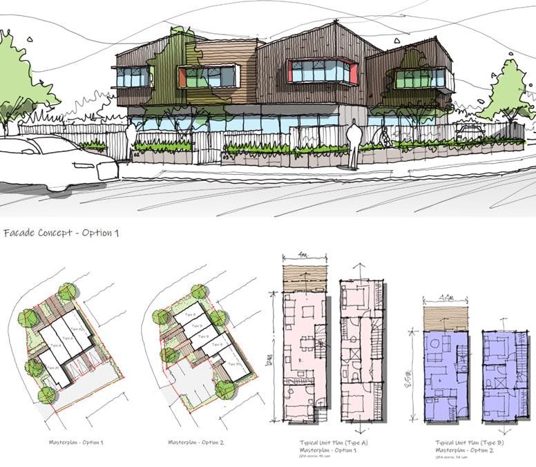 Development Feasilbility Concept Plans by Cato Bolam - Development Feasibility