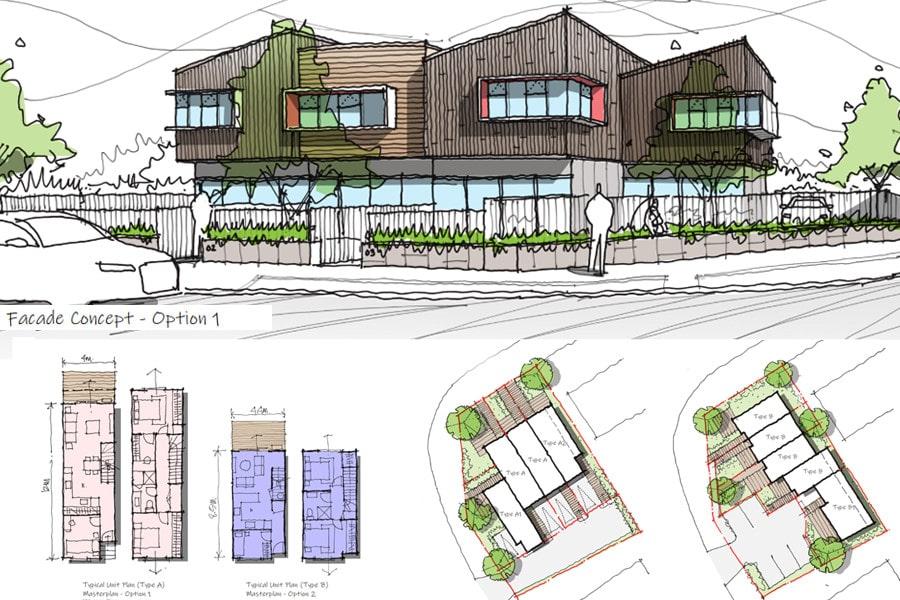 Development Feasilbility Concept Plans by Cato Bolam 2 - Development Feasibility