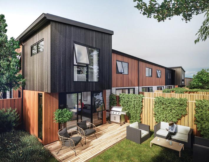 Seaforth Avenue Backyard - Seaforth Avenue